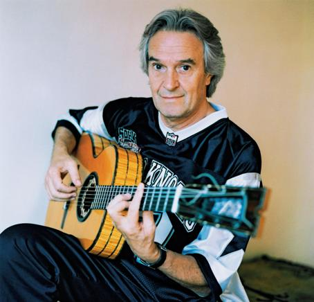 Be specific: John McLaughlin on jazz greats and technology