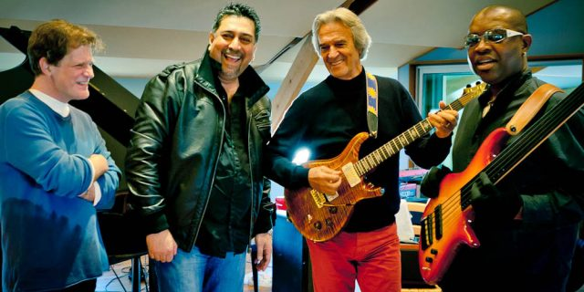 John McLaughlin & the 4th Dimension  Tour