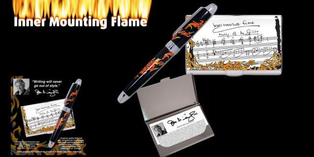 Inner Mounting Flame