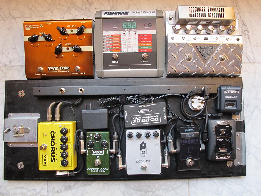 Equipment John Mclaughlin