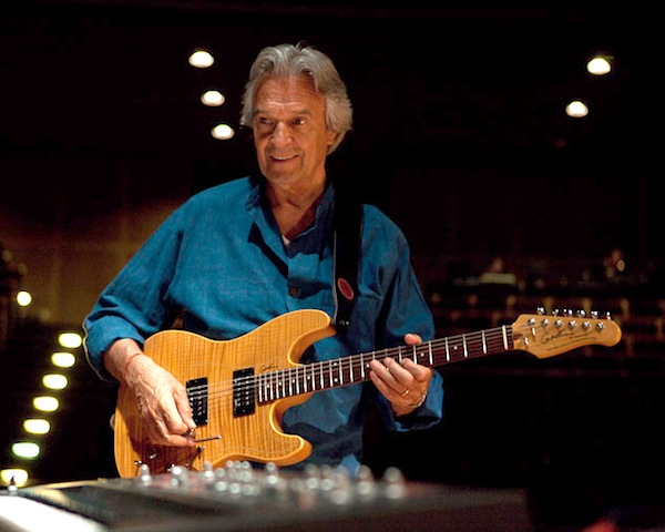 Interview:John McLaughlin (solo,Mahavishnu Orchestra,Miles Davis) (hit-channel.com)
