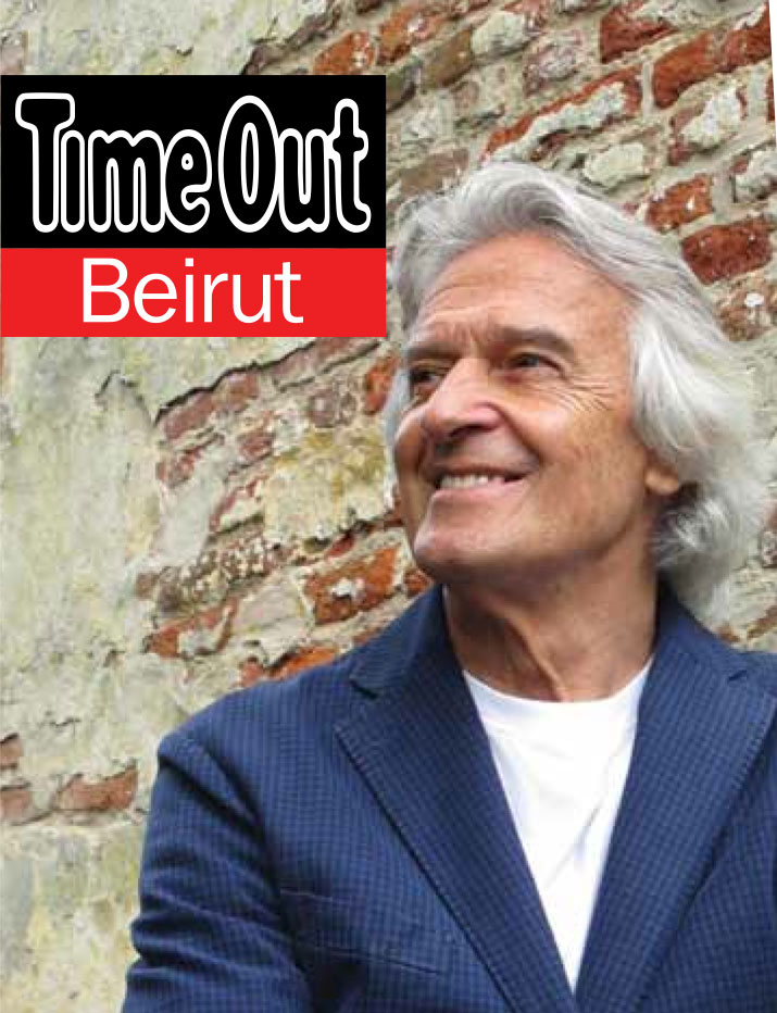 Interview for Beirut Time Out