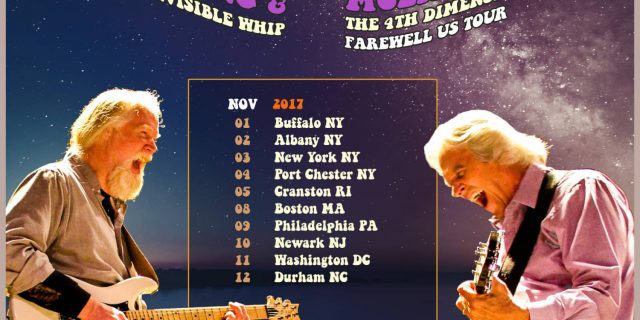 "JOHN MCLAUGHLIN & JIMMY HERRING  ""THE MEETING OF THE SPIRITS"" – TOUR DATES ANNOUNCED"