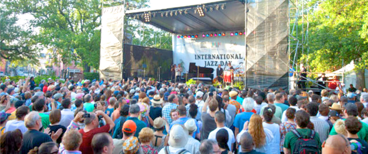 International Jazz Day in Istanbul