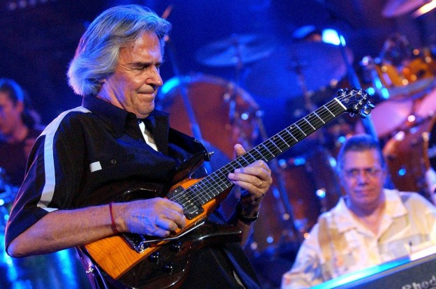 Guitar Legend John McLaughlin Has New Album