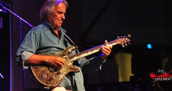 John McLaughlin at Nathan Phillips Square – Toronto Review