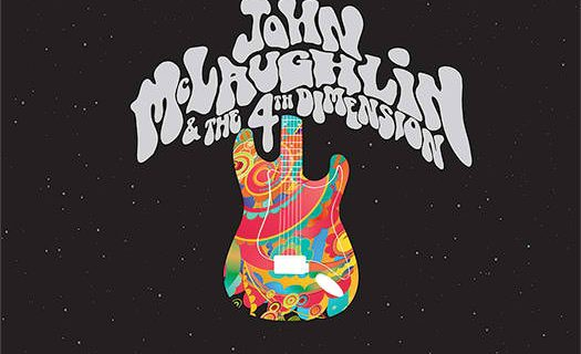 John Mclaughlin to Tour the U.S June 11-23 Including Bonnaroo and a 3-Night Stint At The Blue Note in New York