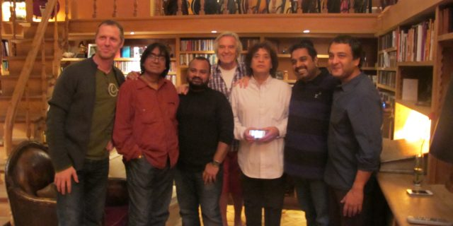 Remember Shakti – End of European Tour