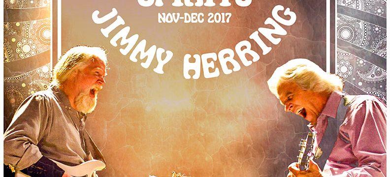 THE MEETING OF THE SPIRITS TOUR  Nov-Dec 2017