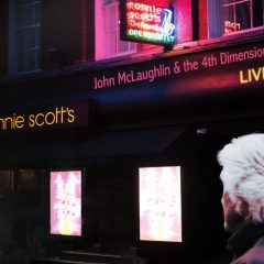 LIVE @ RONNIE SCOTT'S