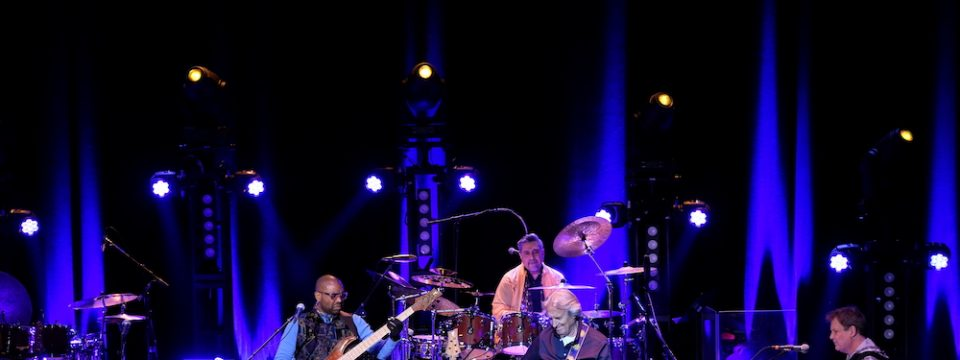 ON SALE: JOHN MCLAUGHLIN & THE 4TH DIMENSION (GARY HUSBAND, ÉTIENNE M'BAPPÉ, RANJIT BAROT) AT THE BRIDGEWATER HALL, MANCHESTER